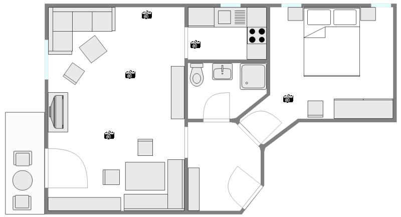 landhaus linda. Black Bedroom Furniture Sets. Home Design Ideas